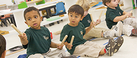 Kingswood Montessori Academy Toddlers program